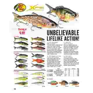 Bass Pro Shops - deals are valid from 01/01/20 to 01/01/21 - page 158.