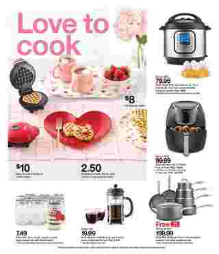 Target - deals are valid from 02/09/20 to 02/15/20 - page 15.