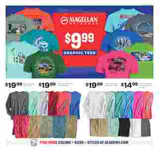 Academy Sports + Outdoors - deals are valid from 08/10/20 to 08/16/20 - page 7.