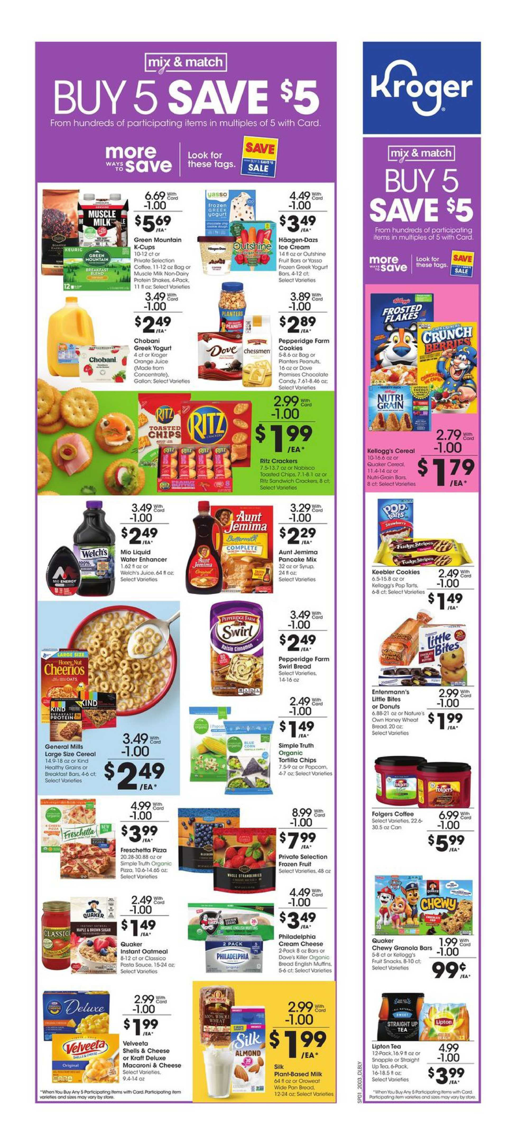 Kroger - deals are valid from 02/19/20 to 02/25/20 - page 2.