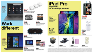 Target - deals are valid from 08/09/20 to 08/15/20 - page 5.