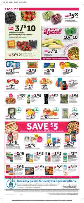 Stop & Shop - deals are valid from 08/07/20 to 08/13/20 - page 10.
