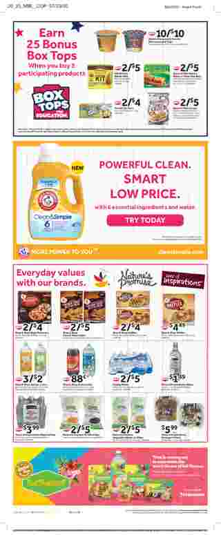 Stop & Shop - deals are valid from 08/07/20 to 08/13/20 - page 12.