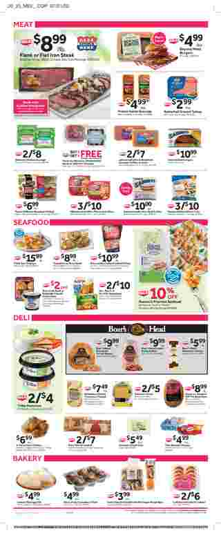 Stop & Shop - deals are valid from 08/07/20 to 08/13/20 - page 5.