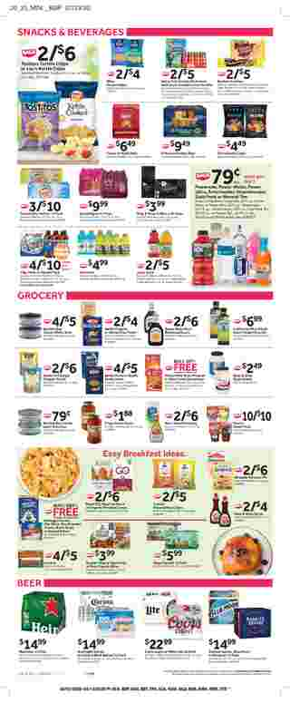 Stop & Shop - deals are valid from 08/07/20 to 08/13/20 - page 8.