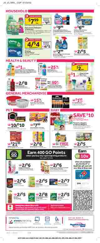 Stop & Shop - deals are valid from 08/07/20 to 08/13/20 - page 9.
