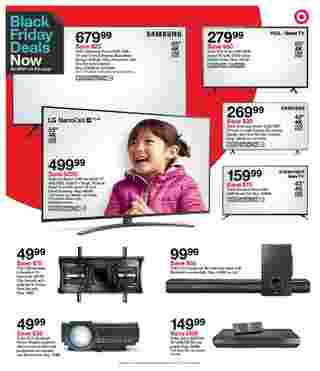 Target - deals are valid from 11/22/20 to 11/28/20 - page 12.