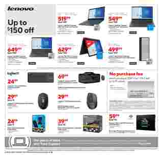 Staples - deals are valid from 02/28/21 to 03/06/21 - page 8.