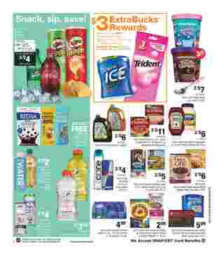 CVS - deals are valid from 08/28/19 to 08/31/19 - page 6.
