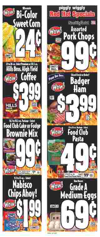 Piggly Wiggly - deals are valid from 09/18/19 to 09/24/19 - page 5.