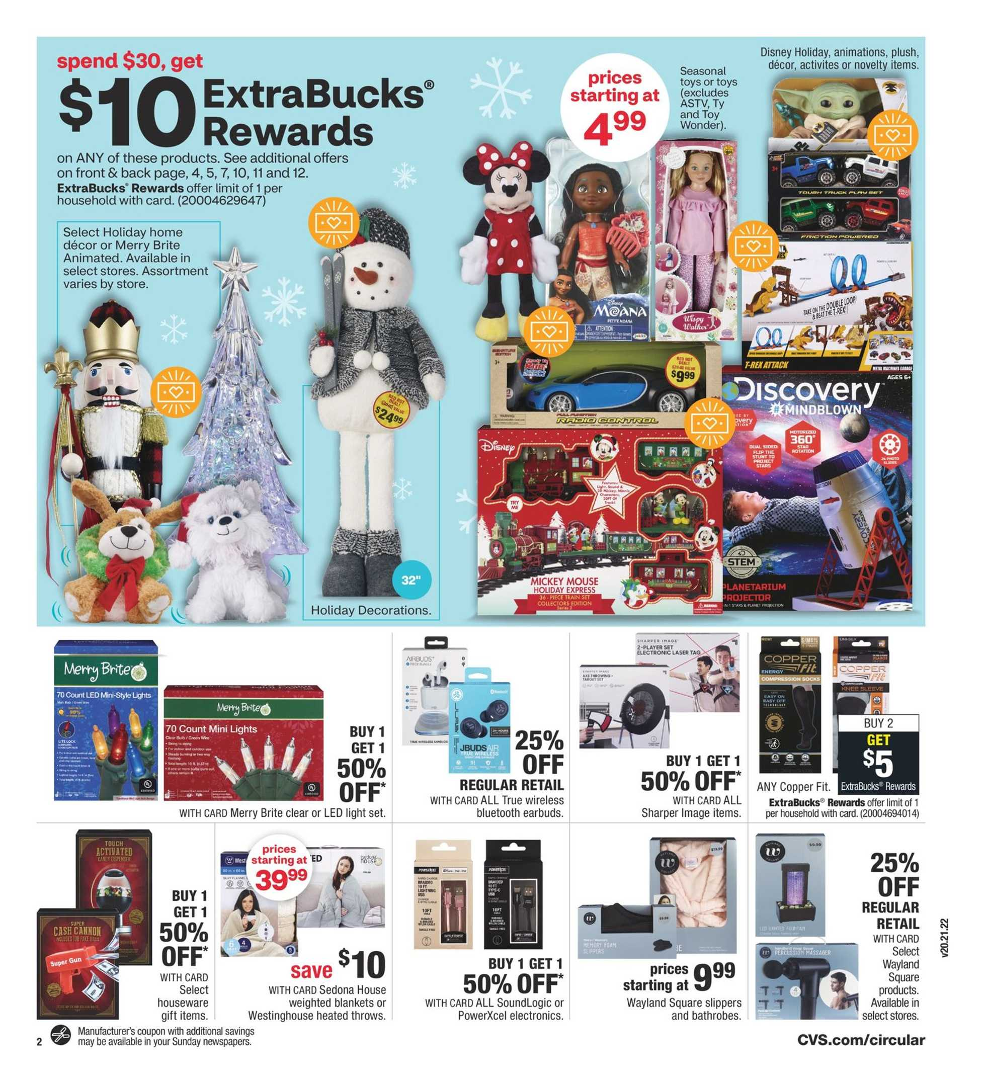 CVS - deals are valid from 11/08/20 to 11/14/20 - page 3.