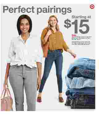 Target - deals are valid from 02/28/21 to 03/06/21 - page 9.