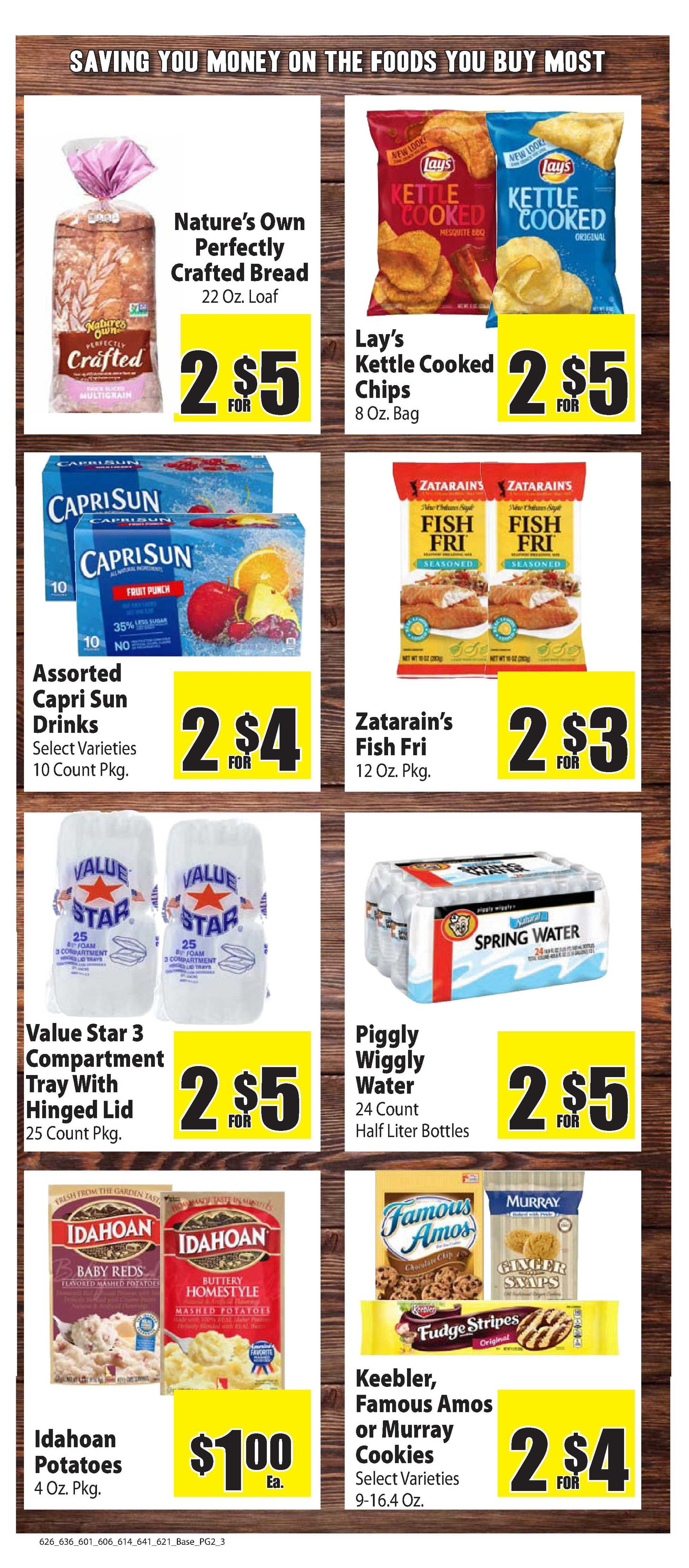 Piggly Wiggly - deals are valid from 06/24/20 to 06/30/20 - page 2.