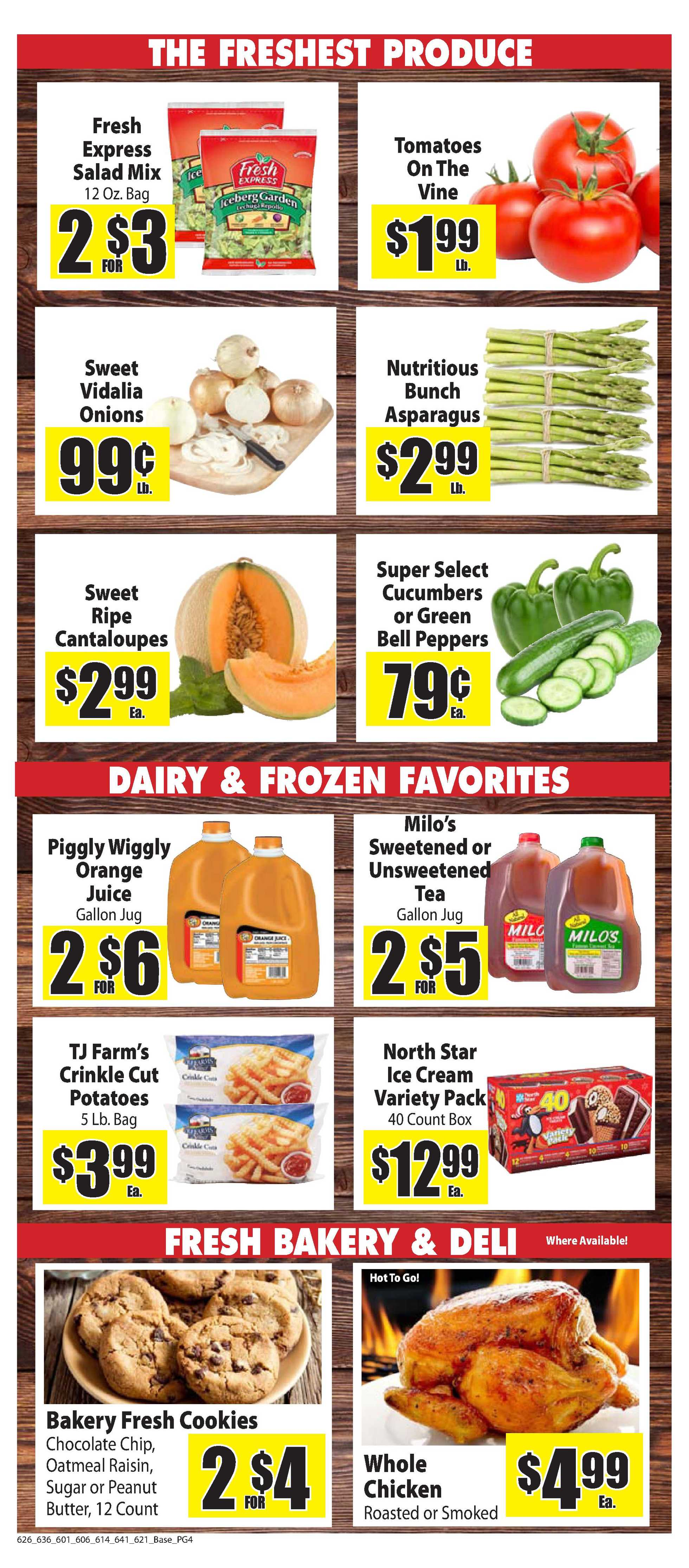 Piggly Wiggly - deals are valid from 06/24/20 to 06/30/20 - page 4.