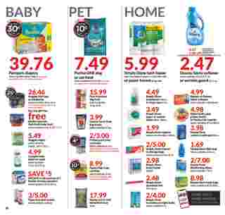Hy-Vee - deals are valid from 10/02/19 to 10/08/19 - page 18.