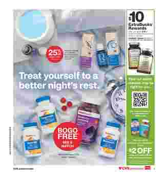 CVS - deals are valid from 01/12/20 to 01/18/20 - page 6.