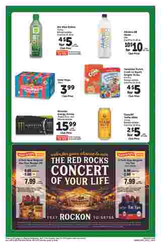 Safeway - deals are valid from 04/03/19 to 04/30/19 - page 19.