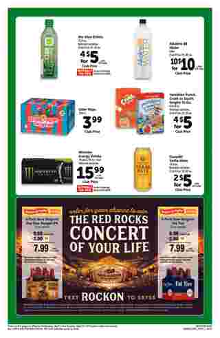 Safeway - promo starting from 04/03/19 to 04/30/19 - page 19.