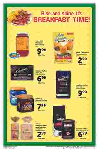 Safeway - deals are valid from 04/03/19 to 04/30/19 - page 20.