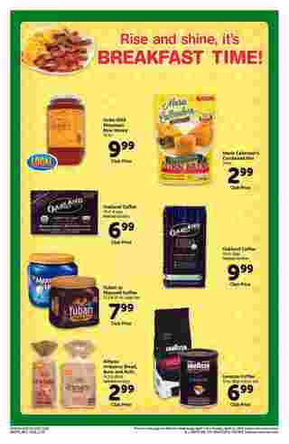Safeway - promo starting from 04/03/19 to 04/30/19 - page 20.