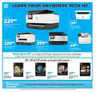Staples - deals are valid from 08/23/20 to 08/29/20 - page 9.
