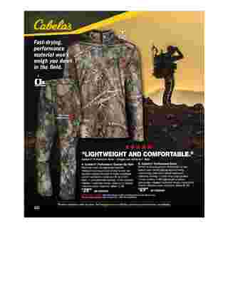 Bass Pro Shops - deals are valid from 09/01/19 to 12/28/19 - page 122.
