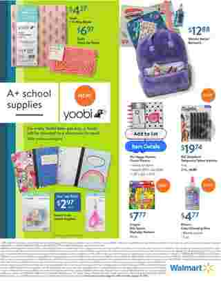 Walmart - deals are valid from 08/11/19 to 08/29/19 - page 21.