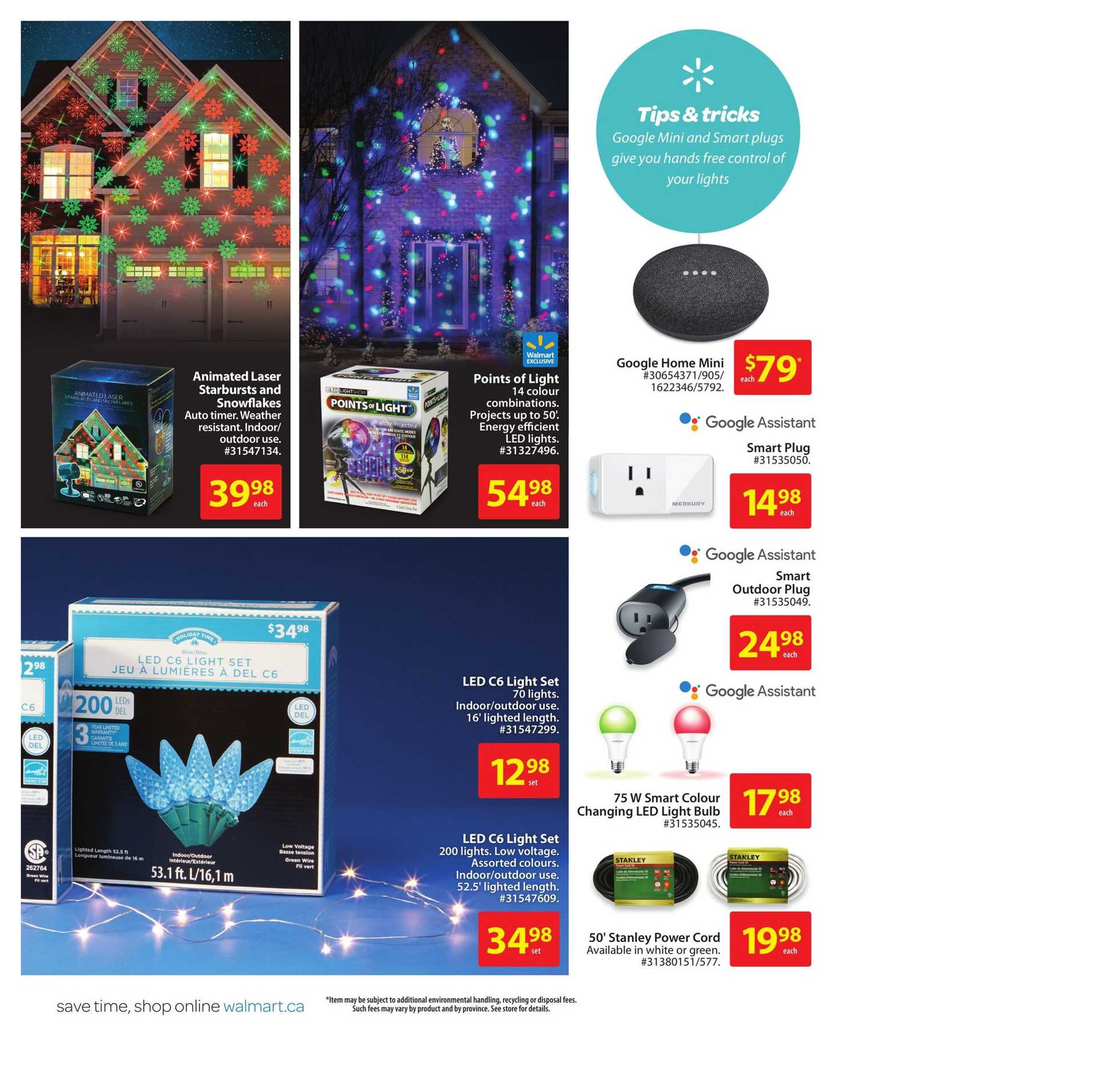 Walmart - deals are valid from 11/08/18 to 12/05/18 - page 3.