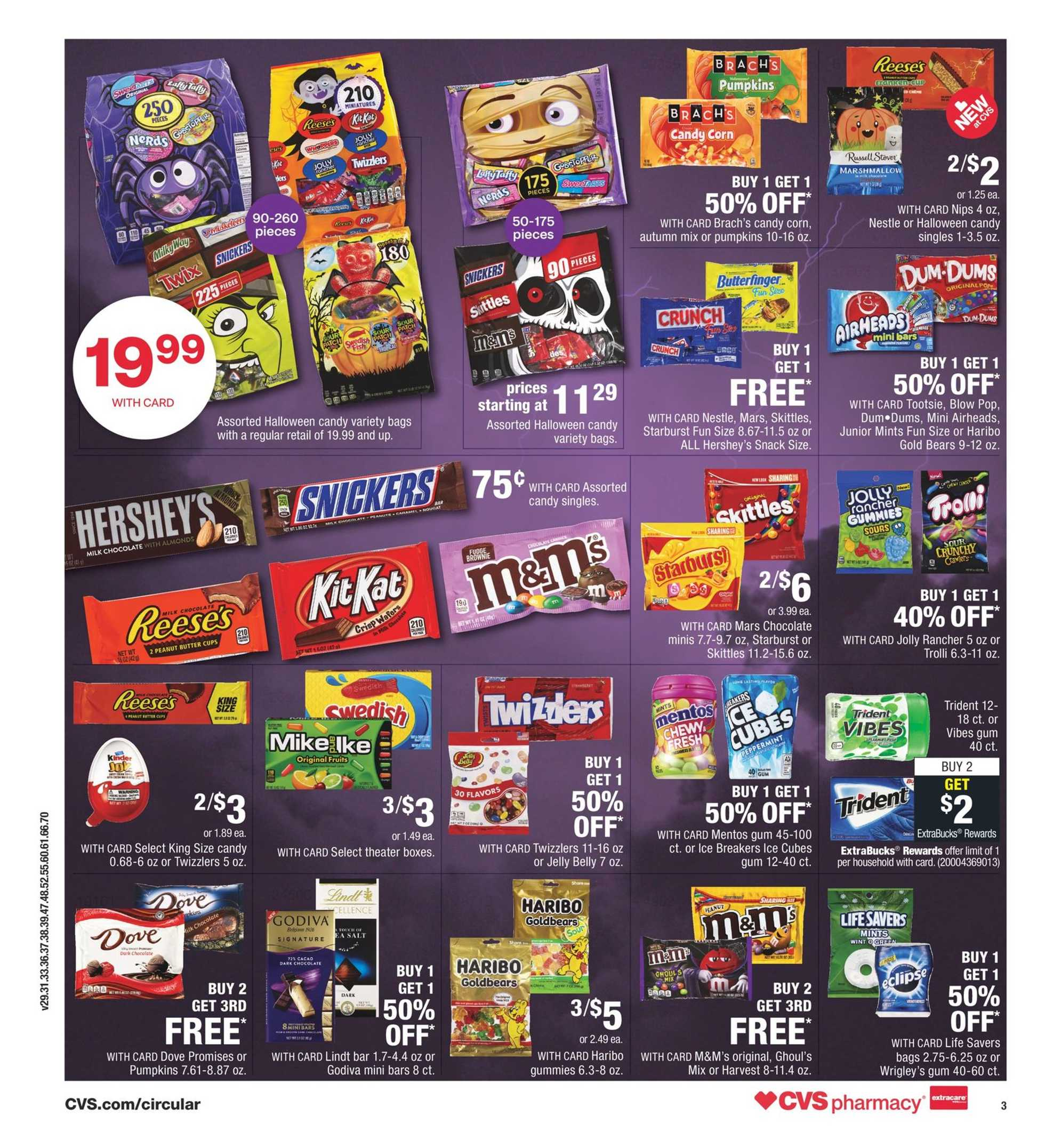 CVS - deals are valid from 10/07/20 to 10/20/20 - page 4.