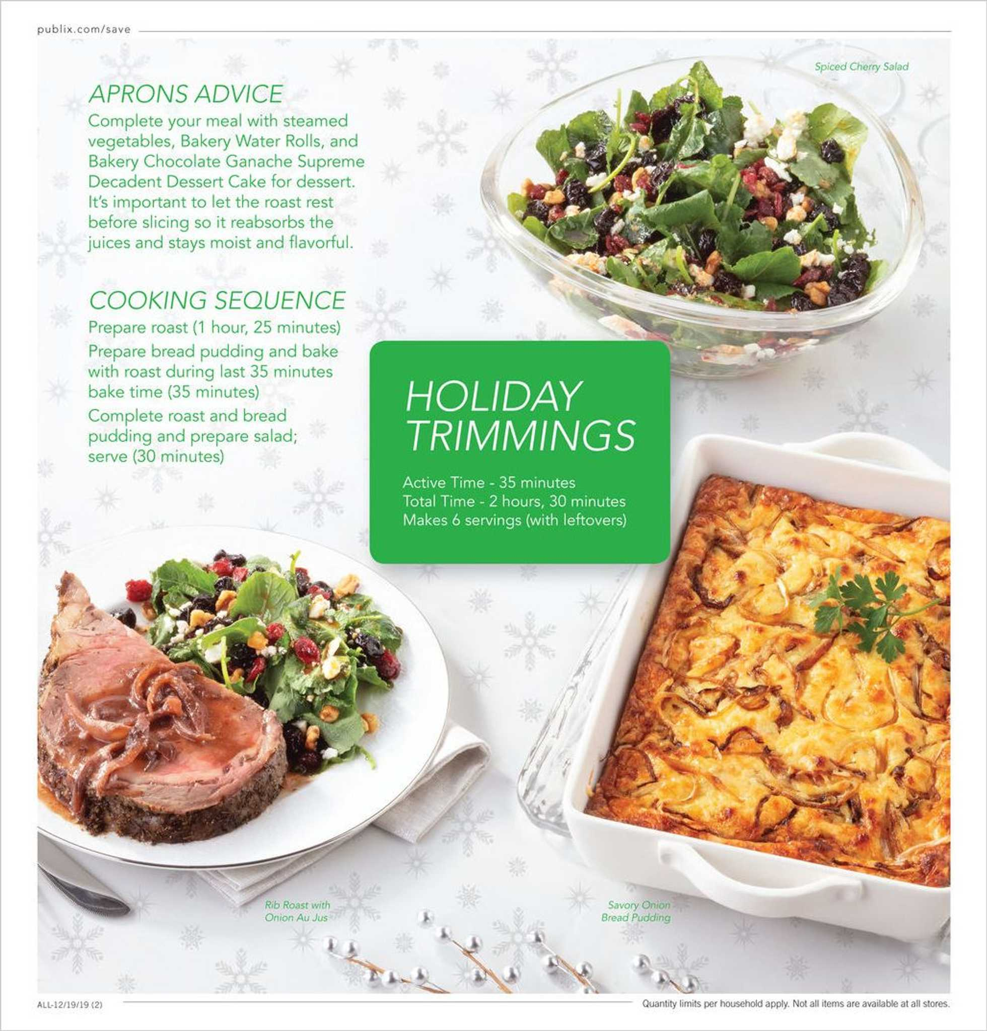 Publix - promo starting from 12/19/19 to 12/24/19 - page 2.
