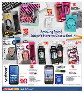 Family Dollar - deals are valid from 07/12/20 to 07/22/20 - page 15.