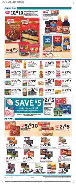 Stop & Shop - deals are valid from 02/28/20 to 03/05/20 - page 10.