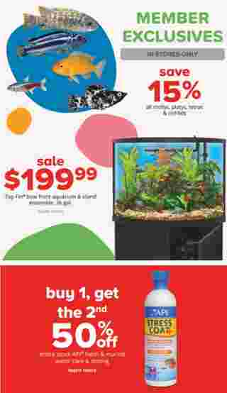 PetSmart - deals are valid from 12/28/20 to 01/31/21 - page 11.