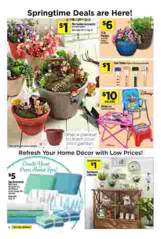 Dollar General - deals are valid from 03/10/19 to 03/16/19 - page 6.