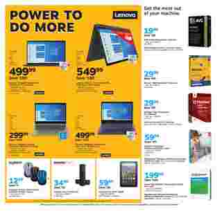 Staples - deals are valid from 08/16/20 to 08/22/20 - page 12.