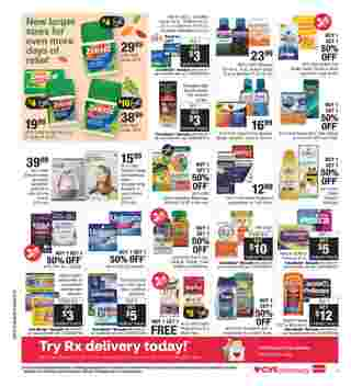 CVS - deals are valid from 09/20/20 to 09/26/20 - page 11.