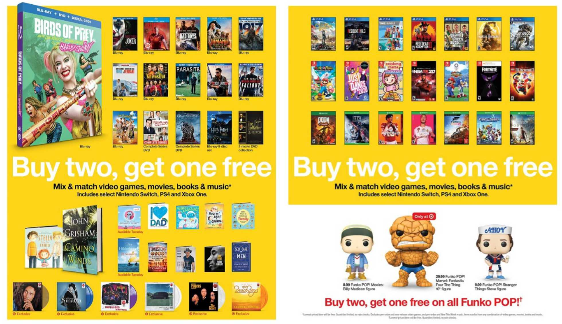 Target - deals are valid from 06/14/20 to 06/22/20 - page 4.