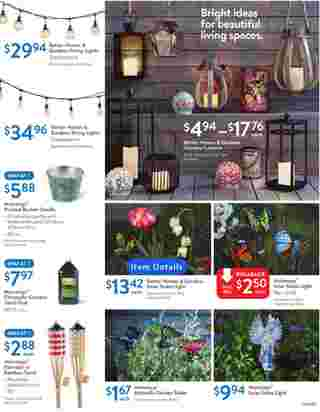 Walmart - deals are valid from 04/26/19 to 05/11/19 - page 23.