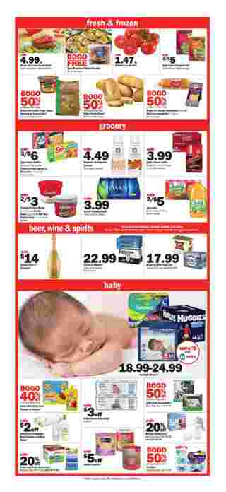 Meijer - deals are valid from 09/29/19 to 10/05/19 - page 10.