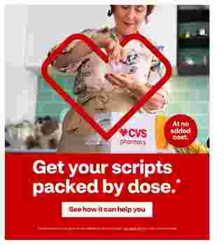 CVS - deals are valid from 02/09/20 to 02/15/20 - page 15.