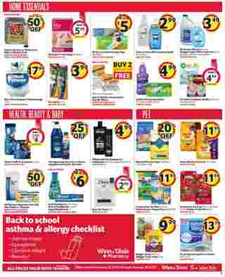 Winn Dixie - deals are valid from 08/19/20 to 08/26/20 - page 19.
