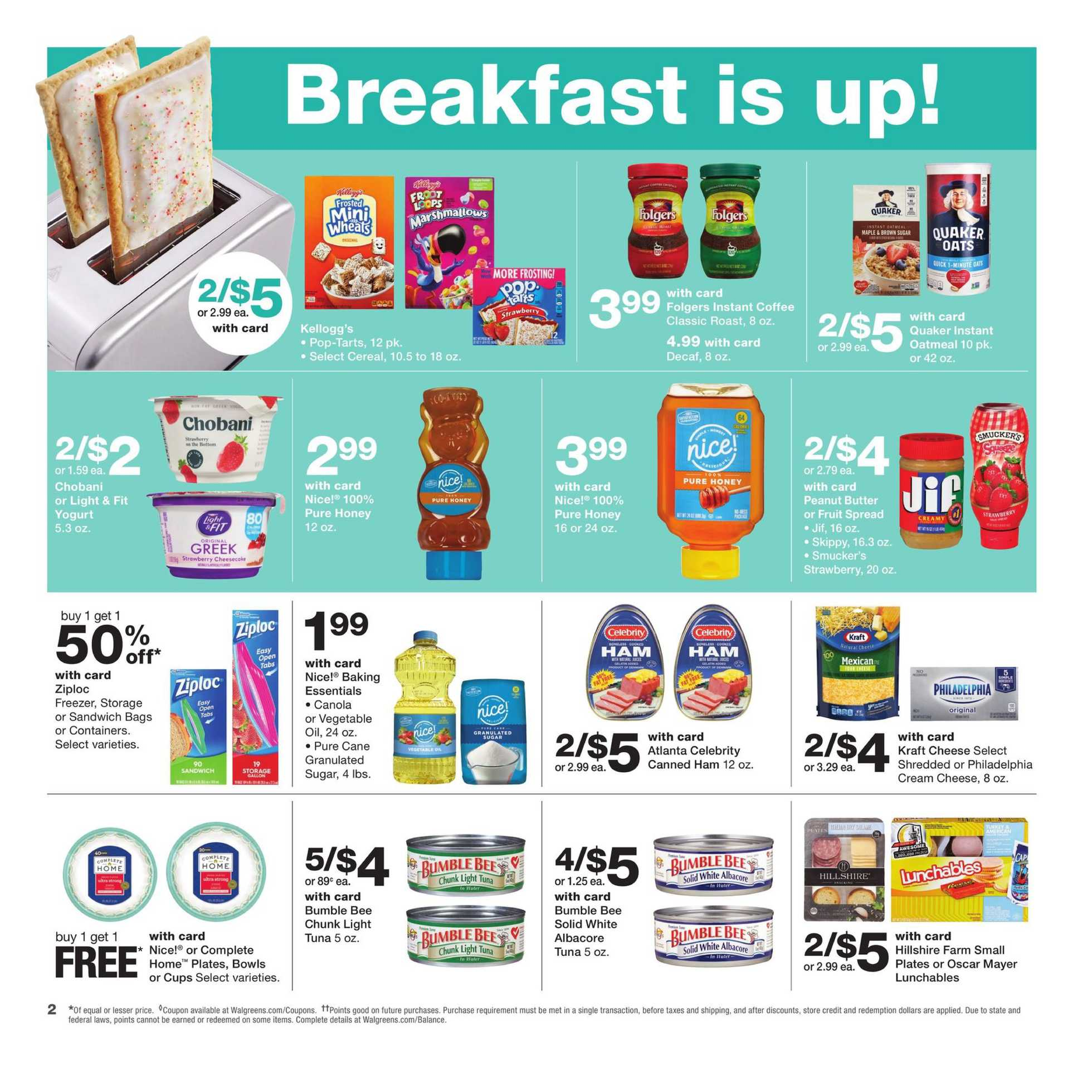 Walgreens - promo starting from 02/16/20 to 02/22/20 - page 3.