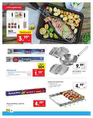 Lidl - deals are valid from 04/24/19 to 04/30/19 - page 12.