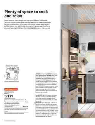 Ikea - deals are valid from 12/01/20 to 08/31/21 - page 30.