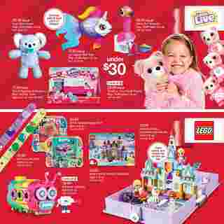 Target - deals are valid from 10/25/20 to 11/21/20 - page 79.