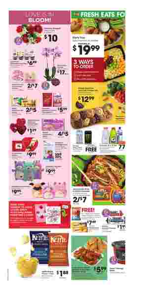 Kroger - deals are valid from 01/29/20 to 02/04/20 - page 5.