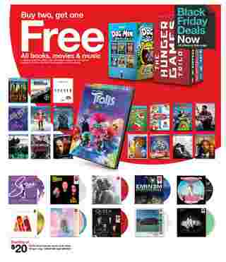 Target - deals are valid from 11/22/20 to 11/28/20 - page 9.