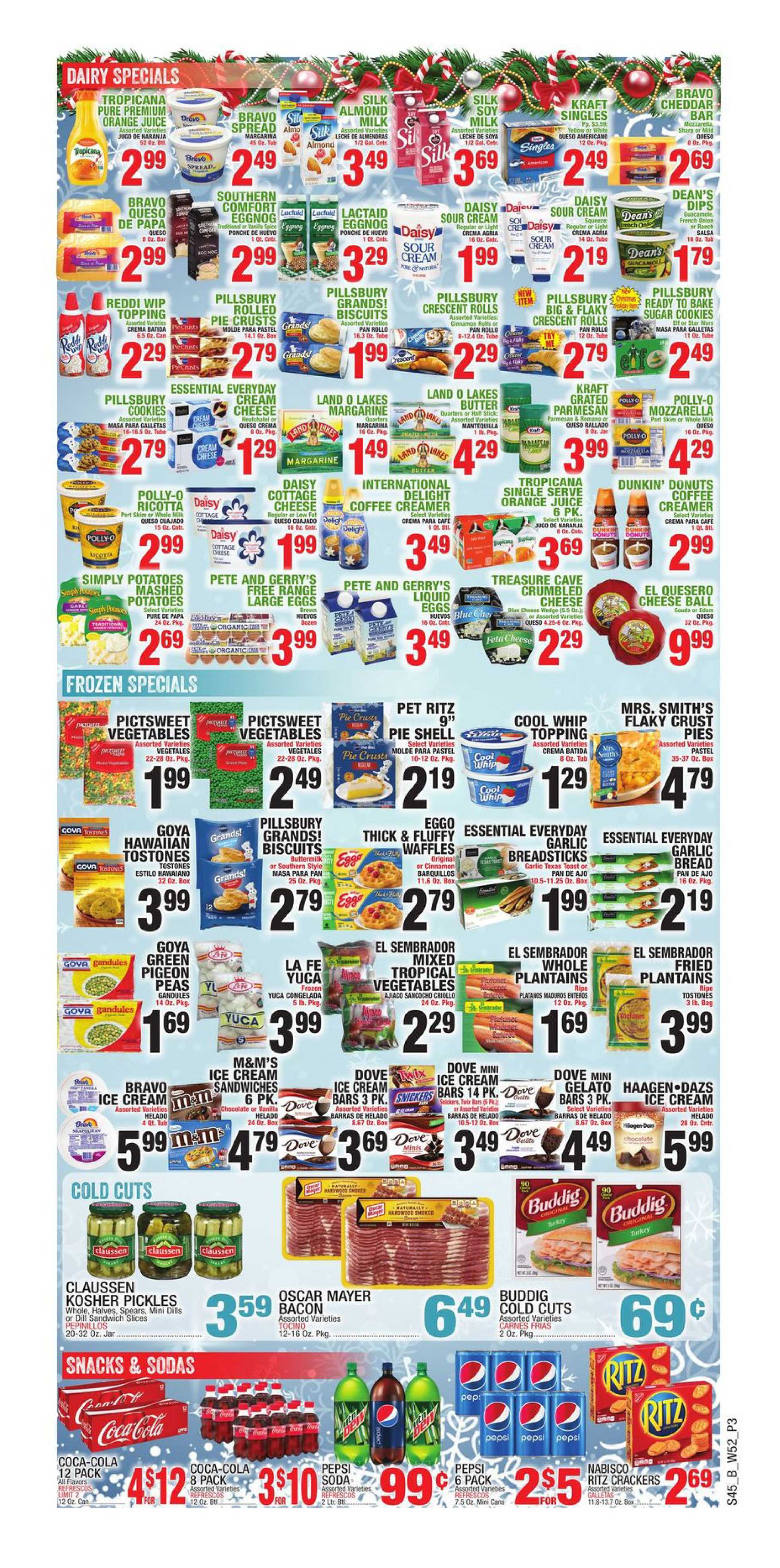 Bravo - deals are valid from 12/19/19 to 12/25/19 - page 3.