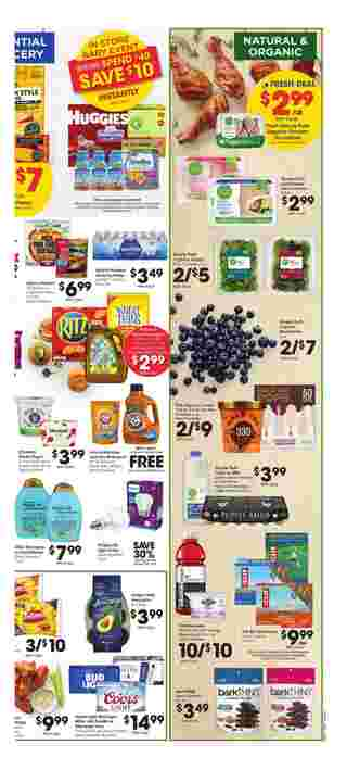Ralphs - deals are valid from 10/14/20 to 10/20/20 - page 5.