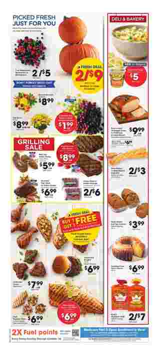 Ralphs - deals are valid from 10/14/20 to 10/20/20 - page 6.